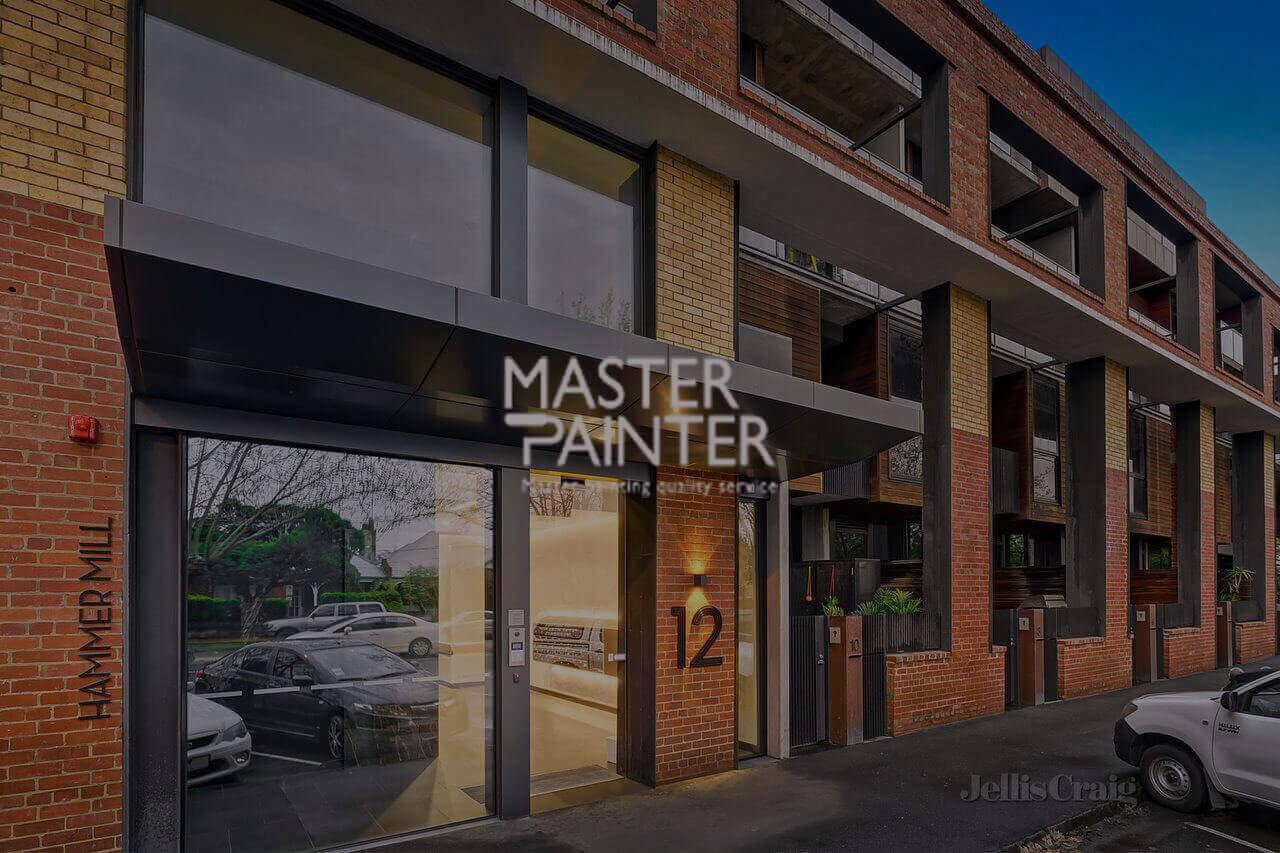 Master Painter Based on Melbourne